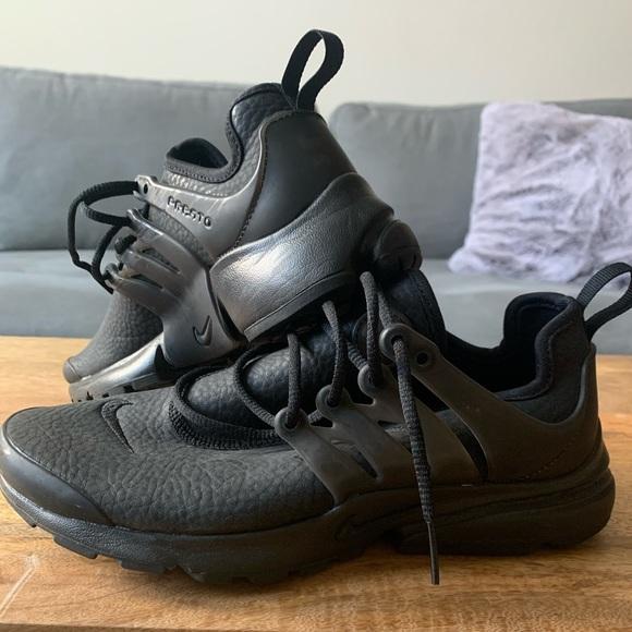 Nike Presto Joan Benoit Samuelson Black